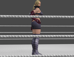 Nina Williams [Wrestling Outfit] (XNA) by DynasticJeff