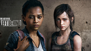 The Last of Us Left Behind Wallpaper(Colored) by jdslipknot