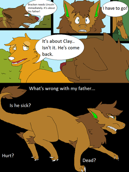 Howling Dragon- Page 122- Ch5 by SafetyPin321