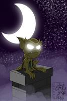 Mini Defender of the Night 2 by Songficcer