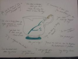 The Chipped Cup by vulcanlogin93