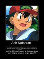 PKMN motivational-Ash Ketchum by Nekarim