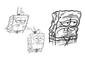 Spongebob quickies by brianpitt