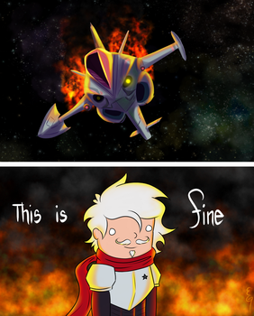 This is fine by xX-Ender-Girl-Xx