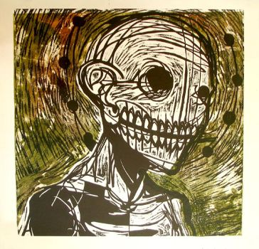 untitled dead poet woodcut by stigmatattoo