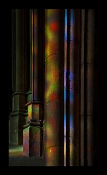 Light And Stone by Skia