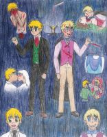 Dr. Kirkland and Mr. Ripper by CaliforniaHunt24