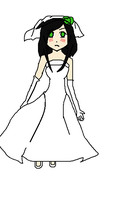 Wedding outfit XD by mahura97