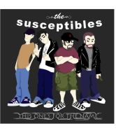 Susceptibles Cover Art by Zombolis