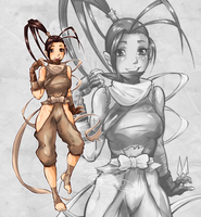 Ibuki by TirNaNogIndustries