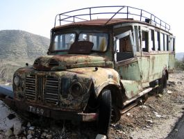 Needs a lick of paint... by Akamasdiver