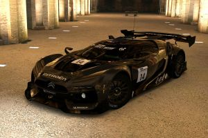 GT5 - Citroen by GT Race car concept by Kevster823