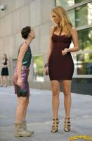 tall Blake Lively by lowerrider