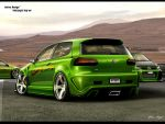 Volkswagen Golf GTI by Active-Design