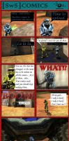 SwS Comics Issue 7 by GameKeeperX