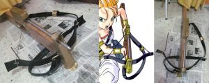 Marle's crossbow by RydiaValentine