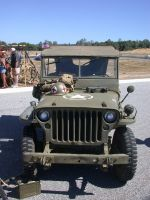 Stock WWII Jeep 1 by Daturaemo