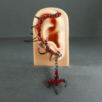 Warrior Fairy Ear Cuff by sylva