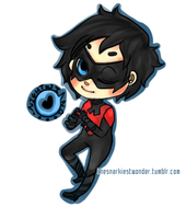 The New Nightwing by keiser-roll