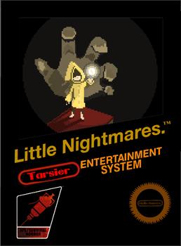 RETRO: Little Nightmares by ZeoMaddox