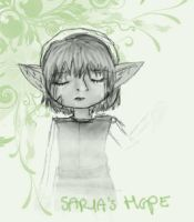 Saria's Hope.... section. by NorthApple