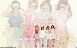 Miss A - play by Sweetkrystyna