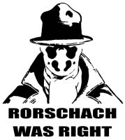 Rorschach was Right by Masteronin