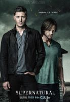 Supernatural Season 9 Poster 2 by FastMike