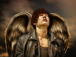 Lee Min Ho - City Hunter by FantasyFusion