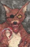 Five Nights At Freddy's Foxy by ChrisOzFulton