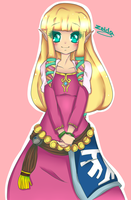 Zelda: Skyward sword by MionMaebara