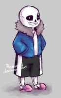 Sans || Undertale by Revenciel
