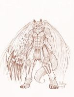 Wing Wolf - Angel 6 (Part.I) by wingwolf88