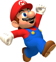 [Blender] Hi-Res Mario Render by MaxiGamer