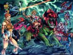 He-man by diabolumberto