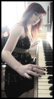 Play me a song by Foreveryoursalways