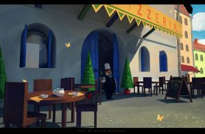 restaurant by sheer-madness