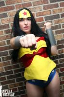 Wonder Woman Cosplay - Brick House by SparrowsSongCosplay