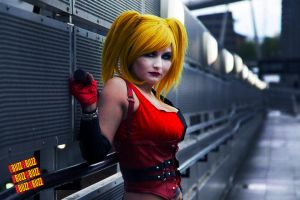 Harley Quinn Arkham City by LulusCosplay