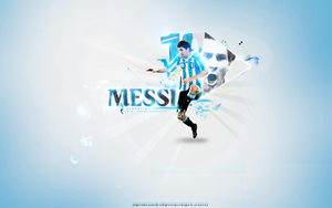 Messi by zeidroid