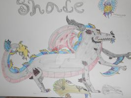 Shade the Dragon by Spyroconvexity