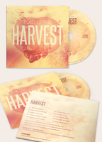 Lord of the Harvest CD Artwork Template by loswl