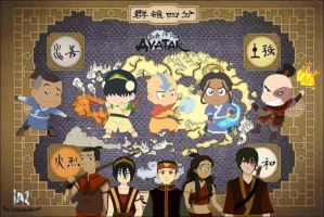 Avatar group by doctoramor