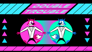 Double Trouble by LadySomnambule