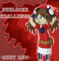 Nuzlocke Ruby Run Cover by TotoRee12