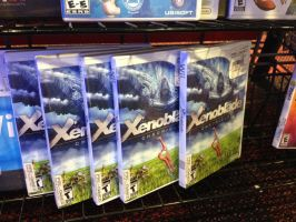 copies of Xenoblade chronicles by japanindisguise
