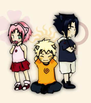 Baby collection: Team 7 by gabzillaz
