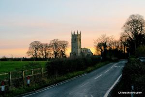 All Saints' Church, Hawton. by squareprismish