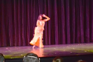 Crew Member Talent Show, Belly Dance 4 by Miss-Tbones
