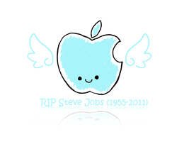 I miss Steve Jobs by to-much-a-thing